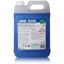 Ubik 2000,Universal Cleaner & Degreaser Concentrate (2x5ltr)
