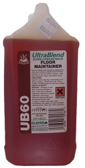 Floor Maintainer, Super Concentrate UB60 (4x2ltr.)