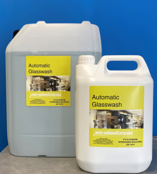 Auto Glass Wash Detergent
