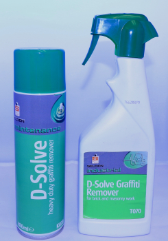D-Solve Heavy Duty Graffiti Remover