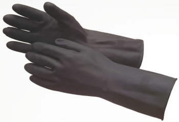 Heavy Weight Latex Gloves