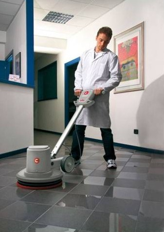 Floor Maintenance Machines