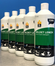 Lemon High Active Washing-Up Liquid (12x1ltr.)