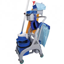 Rapid Response Trolley, Complete