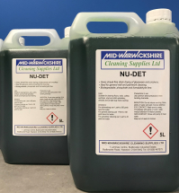 Nu-Det,General Purpose Liquid Detergent (2x5ltr)