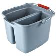 14ltr.Dual Purpose Divided Bucket.