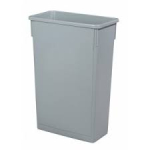 Wall Hugger Base Only,90ltr. (Grey)