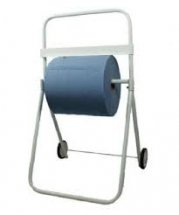 Wiper Roll Wheeled Floor Stand