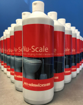 Nu-Scale,Thick Clinging Toilet Cleaner,Descaler (12x1ltr.)