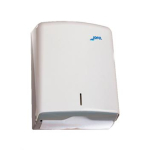 C-I-V-Z-Fold ABS White Hand Towel Dispenser Large
