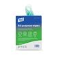 All Purpose Anti Bac Wipes, Green Roll,37x22cm(200 Sheets)