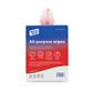 All Purpose Anti Bac Wipes, Red Roll,37x22cm (200 Sheets)