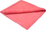 Microfibre Cloths,Medium Duty, 40cm.x40cm.Red (10)