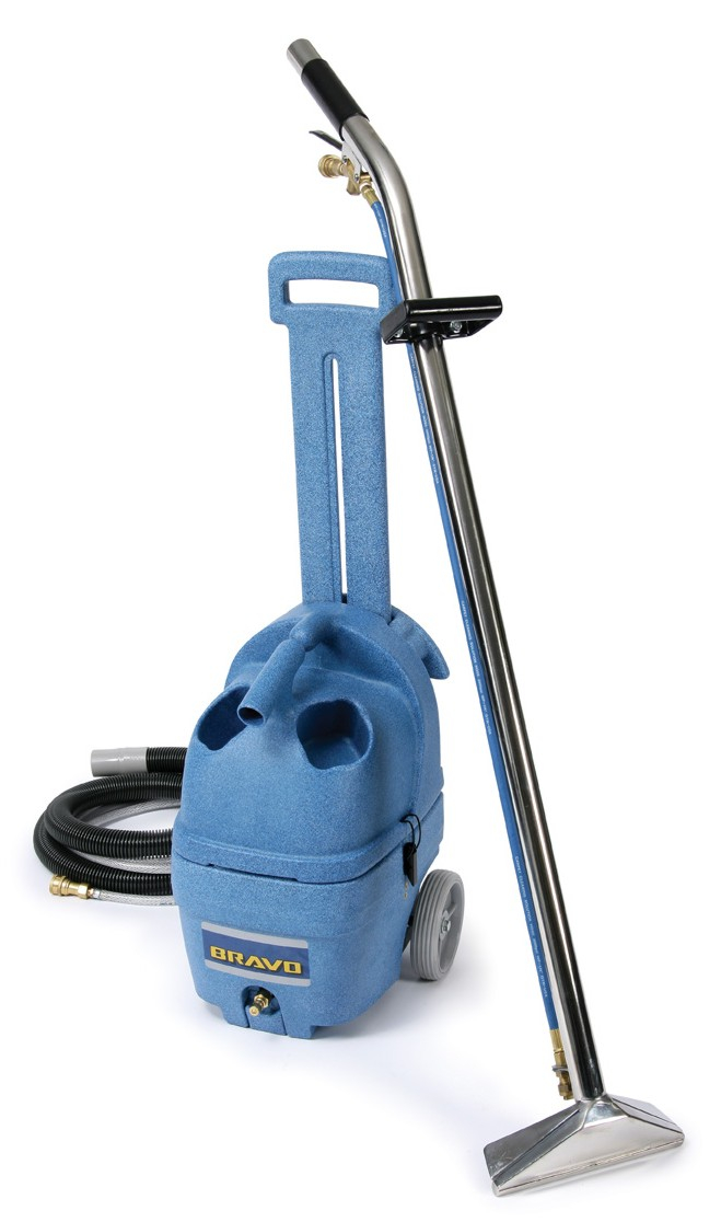Prochem Bravo Plus Carpet Machine With Wand And Hoses.