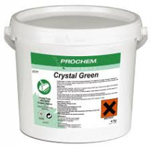 Prochem Crystal Green, Carpet Extraction Detergent(4kgs)