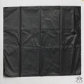 "Black Polythene Waste Sacks, Heavy Duty,18""x29""x39"" (200)"