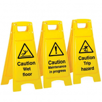 Floor Signs / Cones