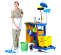 Cleaning & Service Trollies